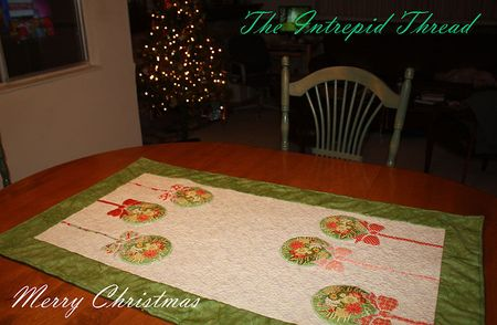 Better Than Mistletoe Table Runner-1