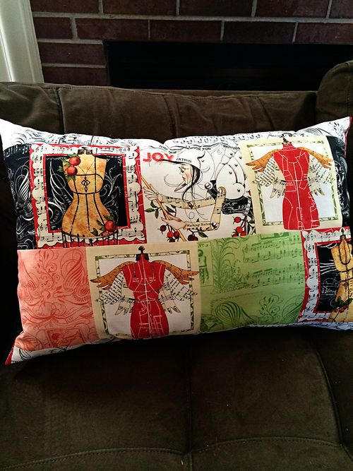 Angel band pillow