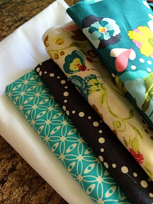 Stash bee oct fabric